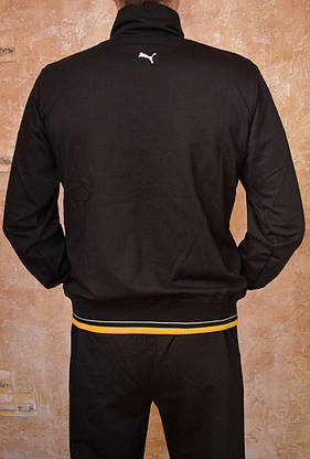 Мужской спортивный костюм PUMA (L-XL) (копия), фото 3