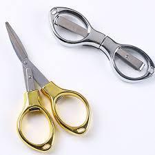 Ножницы складные для обрезки ваты