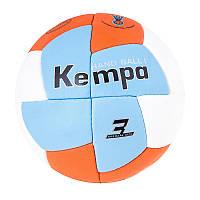 Мяч гандбольный ручной сшивки Kempa №3 CORDLY