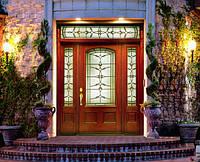 Эксклюзивные входные двери для частного дома