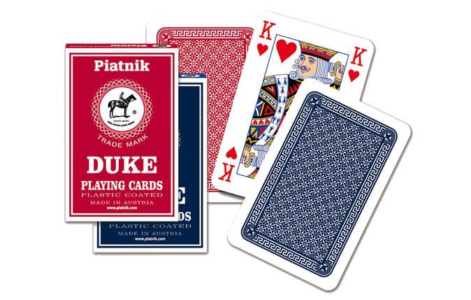 Карты Piatnik Duke 1357 55 листов , фото 2