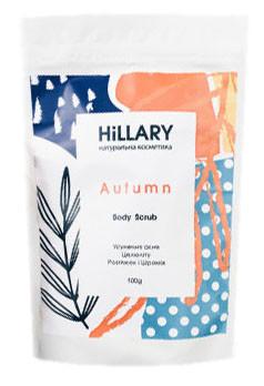 Скраб для тела Hillary Autumn Scrub 100 гр