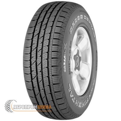 Continental ContiCrossContact LX 265/60 R18 110T, фото 2