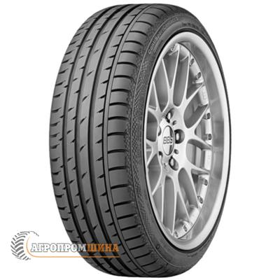Continental ContiSportContact 3 255/45 ZR19 100Y FR N0