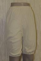 Женские панталоны на резинке рубчик 100 % хлопок