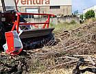 Мульчер лесной, измельчитель деревьев, лесной измельчитель, измельчитель пней  TFVJMFD, фото 7