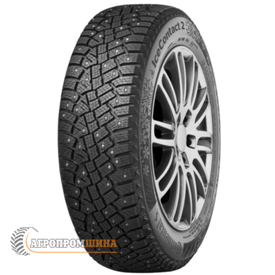 Continental IceContact 2 255/40 R19 100T XL (шип), фото 2