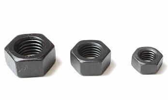 Гайка шестигранная М45 ГОСТ 5915-70, ГОСТ 5927-70, DIN 934, класс прочности 10.0, фото 2