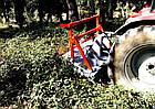 Мульчер лесной, измельчитель деревьев, садовый измельчитель, лесной измельчитель TFVJA, фото 5