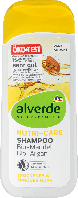 Шампунь alverde NATURKOSMETIK Nutri-Care mit Bio - Argan & Mandelöl, 200 ml
