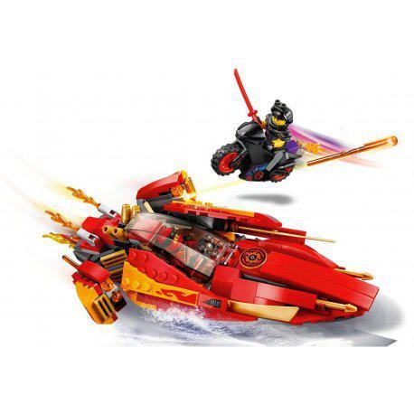 "Конструктор Bela 10801 Ninja ""Катана V11"" (аналог Lego Ninjago 70638) 274 дет"