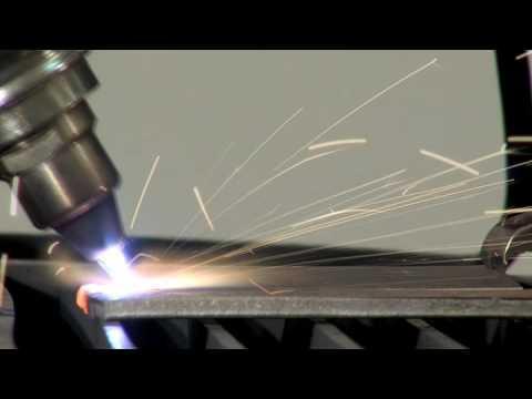 Плазмова зварка та порізка металу системою Multiplaz 3500