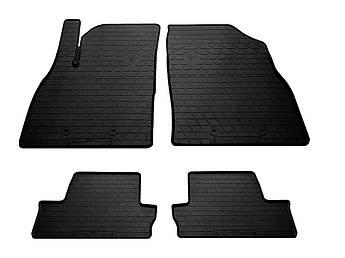 Коврики в салон резиновые для Chevrolet Volt I 2010- Stingray (к-кт 4шт)