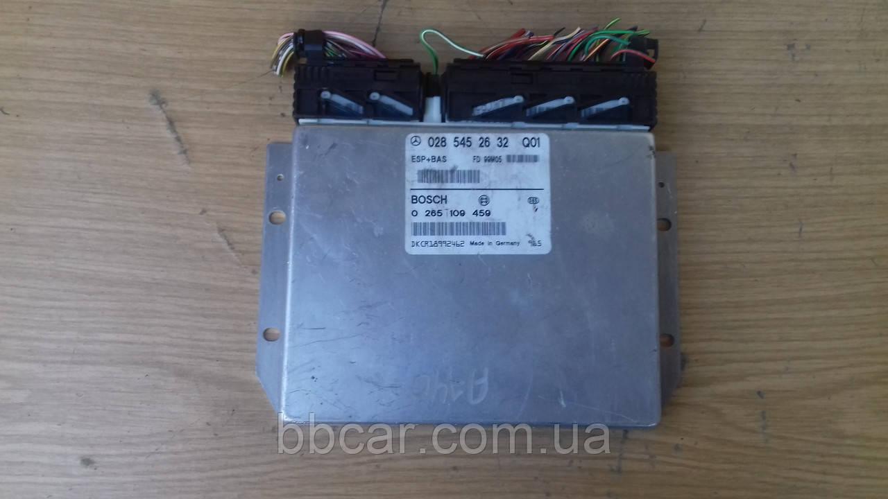 Блок управління ABS ESP+BAS Bosch Mercedes-Benz A-140 0 265 109 459 \ 028 545 26 32 Q01