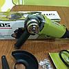 Машина углошлифовальная ELTOS МШУ-125-1250Е, фото 2