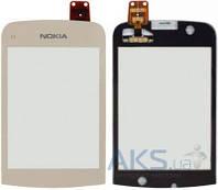 Сенсор (тачскрин) для Nokia C2-02, C2-03, C2-06, C2-07, C2-08 Original Gold