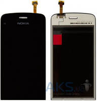 Сенсор (тачскрин) для Nokia C5-03, C5-06 Original Black