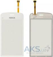 Сенсор (тачскрин) для Nokia C5-03, C5-06 White