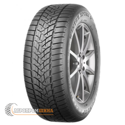 Dunlop Winter Sport 5 SUV 235/60 R18 107V XL, фото 2