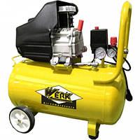 КомпрессорWerk BM-2T50N (1.5 кВт, 200 л/мин., ресивер 50 л)