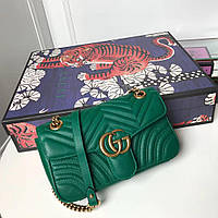 Мини-сумка GG Marmont, фото 1