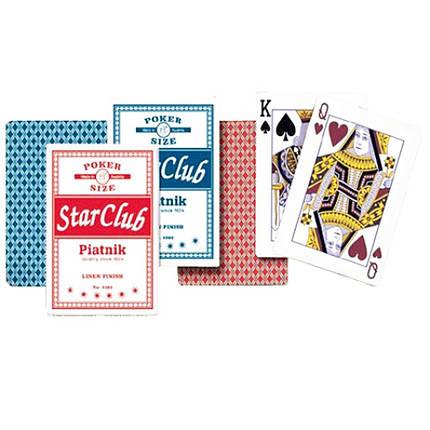 Игральные карты Клуб Стар 1382-1612, 55 листов, фото 2