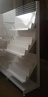 Стеллажи для книг и печатной продукции б/у, фото 1