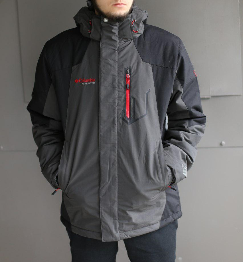 Куртка мужская зимняя Columbia Titanium Omni - Heat горнолыжная