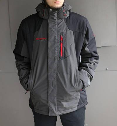 Куртка мужская зимняя Columbia Titanium Omni - Heat горнолыжная, фото 2