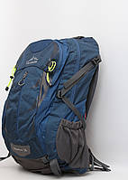 Туристический дорожный рюкзак Lead Hake 50 литров / 50L с металлическим каркасом LeadHake