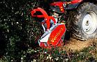 Мульчер лесной, измельчитель деревьев, лесной измельчитель, измельчитель пней  TFVD  (Ventura, Испания), фото 3