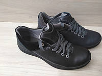 Туфли подростковые кожаные GS, фото 1