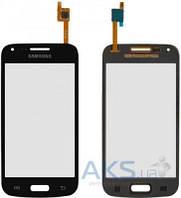 Сенсор (тачскрин) для Samsung Galaxy Star Advance Duos G350, Galaxy Star Advance Duos G350H Black