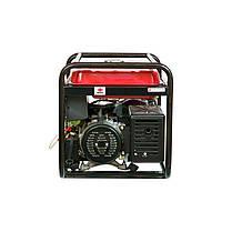 Генератор бензиновый WEIMA WM5500Е (5,5 кВт, электростартер, 1 фаза), фото 2
