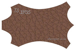 Краска Kenda Farben Toledo Super 33035 chokolate/шоколад, спиртовая для кожи, 100 мл, фото 2