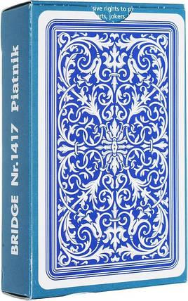 Игральные карты Piatnik Danish, 55 листов 1417-1612, фото 2