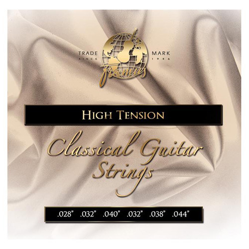 Струни для класичної гітари FRAMUS 49350 CLASSIC GUITAR HIGH TENSION 28-44