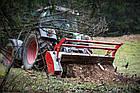 Мульчер лесной, измельчитель деревьев, лесной измельчитель, измельчитель пней  TFVMFD, фото 6