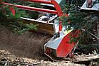 Мульчер лесной, измельчитель деревьев, лесной измельчитель, измельчитель пней  TFVMFD, фото 10