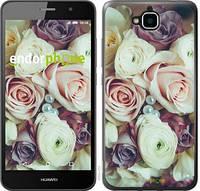 "Чехол на Huawei Y6 Pro Букет роз ""2692c-355-12392"""