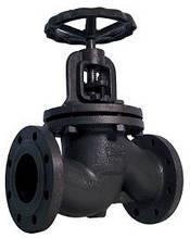 Вентиль запорный фланцевый T.I.S. SERVICE B043 TIS2 DN20 PN16 ДУ20 РУ16 ТИС