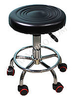 Маникюрный стул мастера (Черный)
