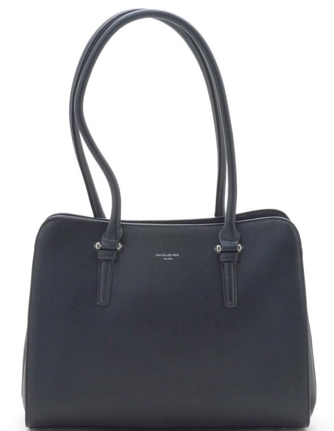 d169f000fb26 Женская сумка David Jones H5812-2 black сумка женская ДЕВИД ДЖОНС -  Интернет магазин