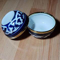 Узбецька пиалушка для чаю Пахта, економ якість