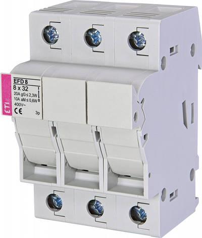 Разъединитель EFD 8 3 - полюсный ETI 2520004, фото 2