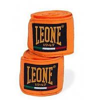 Бинты боксерские Leone Orange 3,5 м