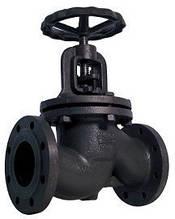 Вентиль запорный фланцевый T.I.S. SERVICE B043 TIS2 DN125 PN16 ДУ125 РУ16 ТИС
