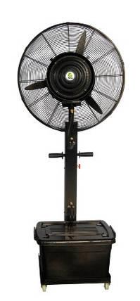 Уличный кондиционер ENSA. Вентилятор с увлажнением воздуха. , фото 2