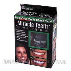 Порошок для отбеливания зубов Miracle Teeth Whitener - мятая коробка