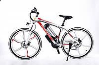 Электровелосипед Porshe electrobike RD Белый 350, КОД: 213556